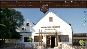 Juffroushoogte Guest Farm