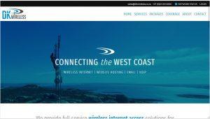 DK Wireless - West Coast